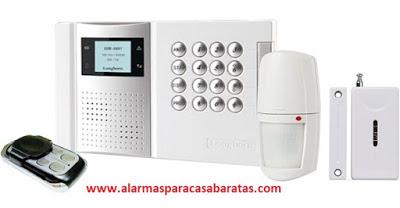 alarmas para casas tipos