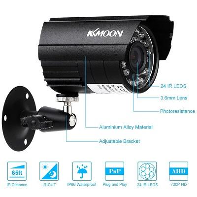 kit seguridad kkmoon precio barato online
