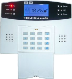 alarmas para casa gsm