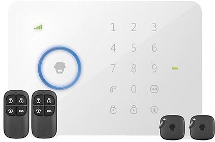 Kit sistema de alarma gsm sms chuango cg g5 alarmas para - Sistema de alarma gsm ...