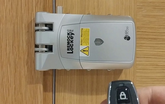 cerradura remock lockey pro comprar barata online