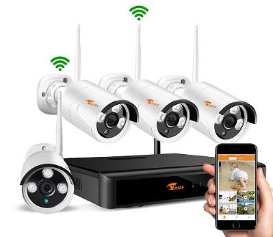 camaras de vigilancia baratas comprar online