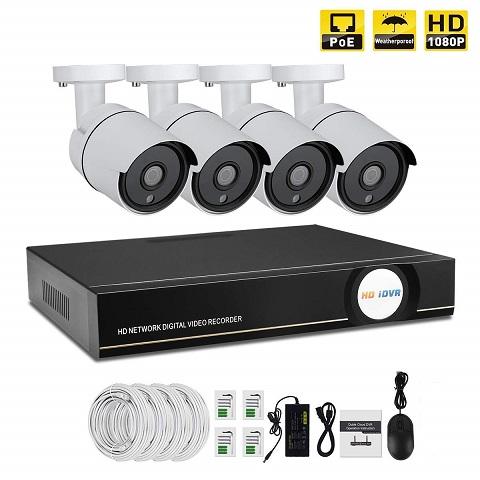 comprar sistema vigilancia imatek precio barato