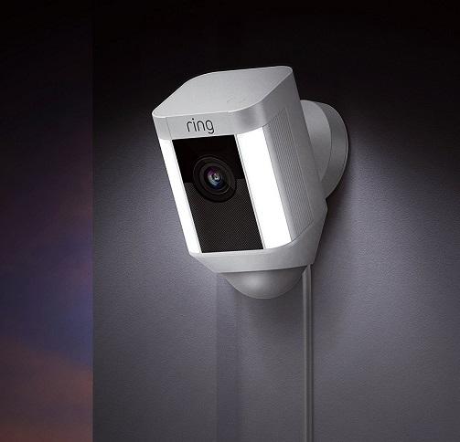 comprar camara ring spotlight cam wired precio barato online