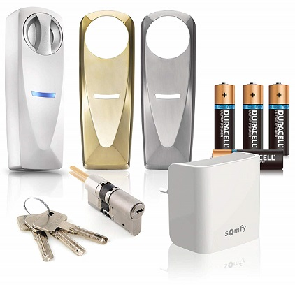 comprar cerradura inteligente somfy barata online