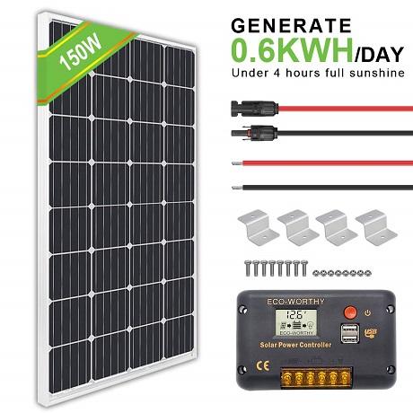 comprar kit arranque solar precio barato online